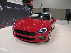 Fiat Spyder OC Auto Show